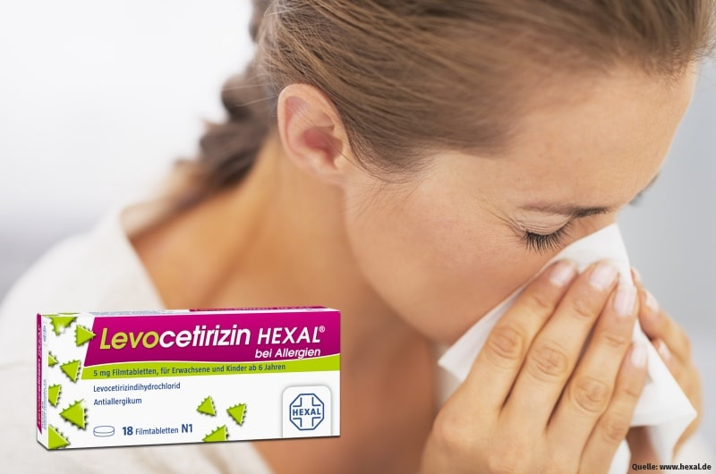 Levocetirizin erfahrungen