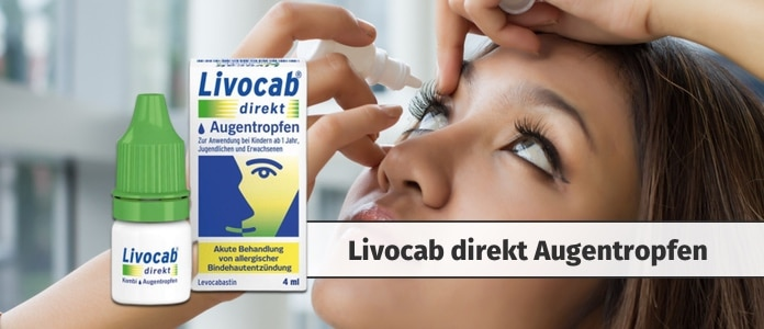 livocab kombi anwendung dosierung augentropfen