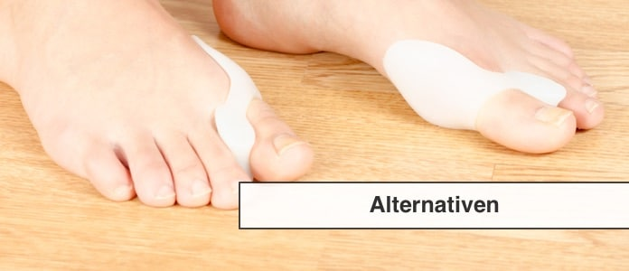 hallux socken alternative
