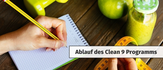 clean 9 forever plan programm anleitung