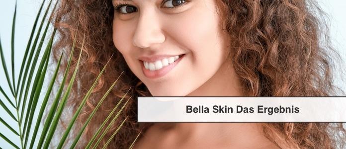 Bella Skin Ergebnis